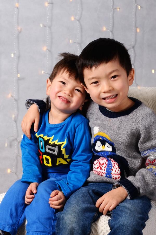 Natsumi's boys