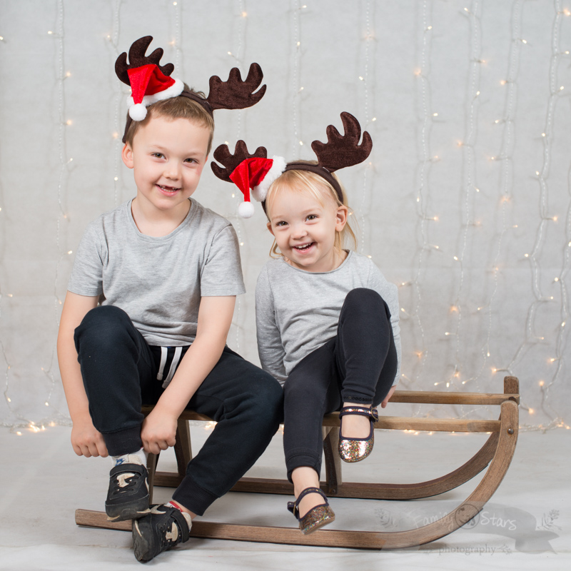 Reindeer giggles
