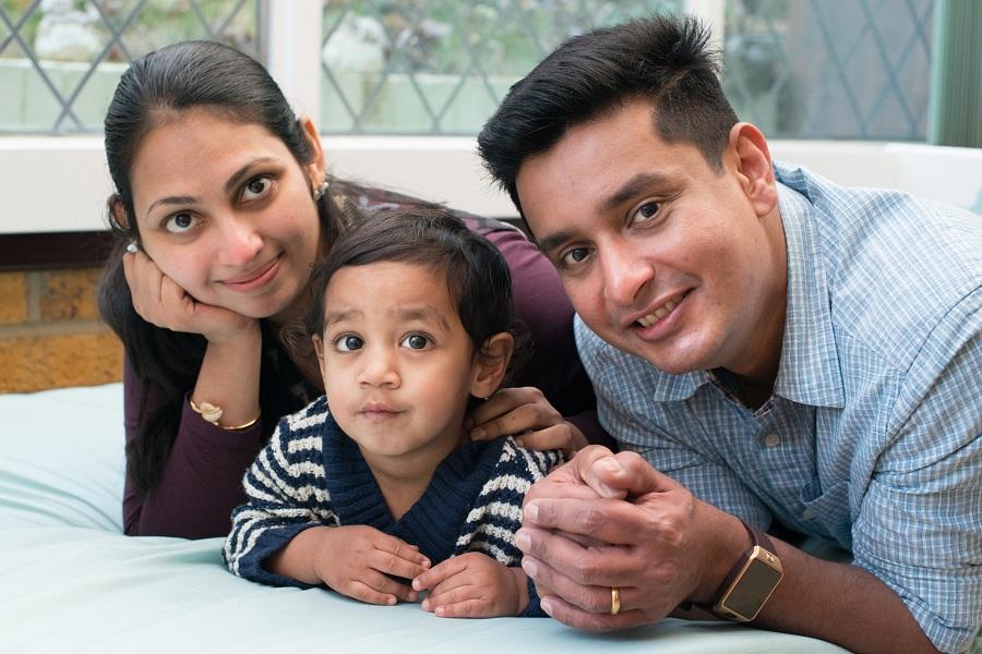 Hera and family