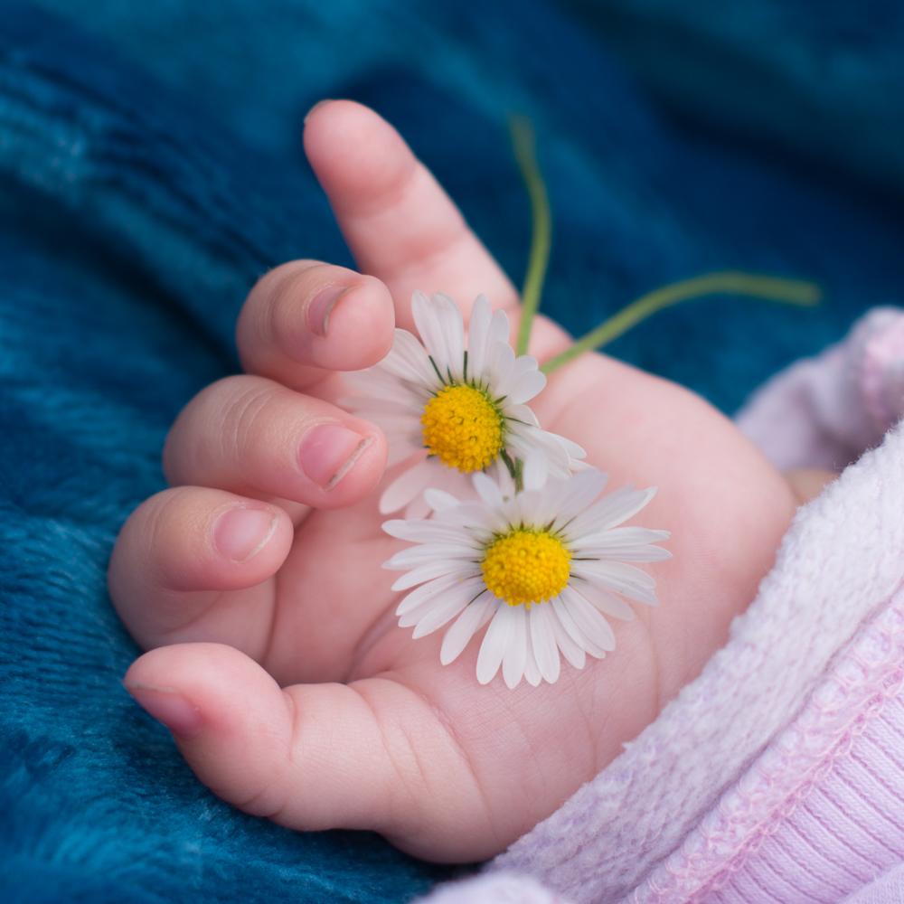 Viki's tiny hands